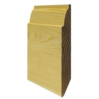 25 X 150 Skirting Chamfered / Ovolo (3900mm)